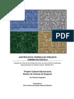 JustificativaTeoricadoProjetoCinemanaEscola
