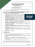 GUIA No.1 GFPI-F-019 Formato Guia de Aprendizaje - InDUCCIÓN