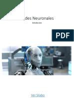 Semana1 - Redes Neuronales