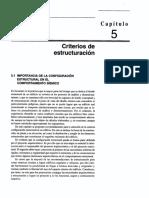 Importancia de La Configuracion Estructural en El Comportamiento Sismico