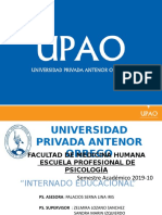 Expo Miercoles Psicologico Exp. Educa
