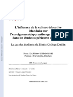 Culture éducative - Darmon-shimamori Christophe Mitchito m1r