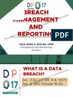 Breach Management