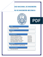 Octavo Informe de Laboratorio 2019-1 FINAL