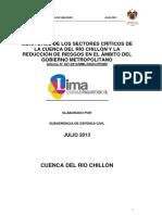 Informe 57 Monitoreo de sectores criticos ChillOn MML Julio 2013 (1).pdf