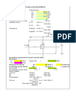 Footing Design for Monopole (Unchecked)- Send to EBD