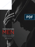 Photographing Men - Posing, Lighting, And Shooting Techniques for Portrait