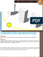 Climate and Architecture (1)