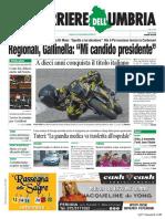 Rassegna stampa dell'Umbria 11 settembre 2019 UjTV News24 LIVE