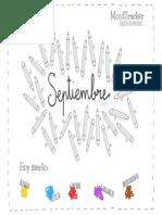 Mood Tracker Septiembre