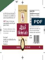 Label Produk Allrich