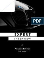 Rde Interview Annette Feucht Bmw Group