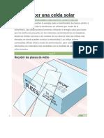 Pasos para hacer una celda solar.pdf
