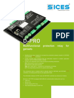 D-PRO_dIFFERENTIAL PROTECTION