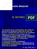 derecho notsrial diapositivas