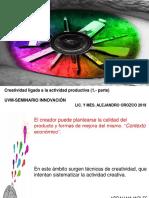 Creatividad y Productividad (2)