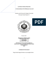 laporan KP yuniarto