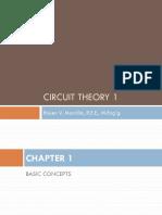 Circuit Theory 1 Midterm