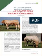 Lectura Carnes Para Produccion