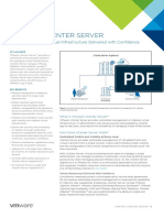 Vmware Vcenter Server Datasheet