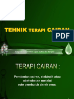 TEHNIK TERAPI CAIRAN.ppt