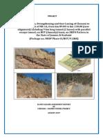 Slope Assessment Report
