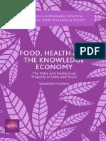 food health and economy