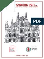 Dove andare per...Milano 2019
