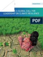 Global Commission Report on Adaptation