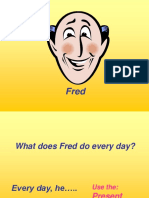 Fred Pres. Simple Can Can't