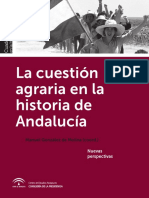 Cuestion Agraria en Andalucia