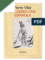 Vilar - La Guerra Civil Española