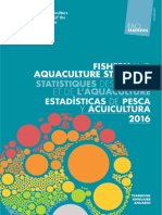 Aquaculture Statistic 2016