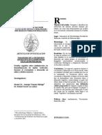Paradigma de La Regresion Involutiva en la disfunción celular programada.