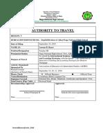 DepEd Order No. 22, s. 2019 travel order.docx