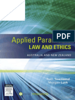 Applied Paramedic Law and Ethic - Townsend & Luck
