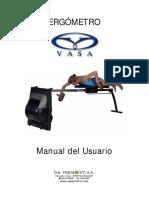 Manual Vasa Trainer