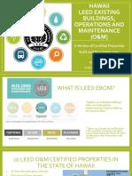 BBG LEED EBOM-Presentation