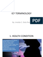 Icf Terminology