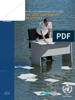 Ifmts-flood Loss Assessment-case Studies Wmo 2016