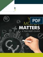 Your Money Matters - A Teachers Guide