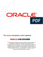 Oracle Advanced Planning