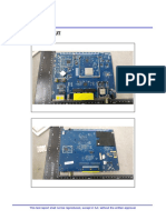 KAON CG2200 Docsis Wifi Gateway Teardown