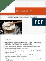 Sago Industry