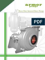 Brochure Warman / ARMOR Pump