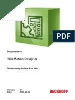 TC3 Motion Designer