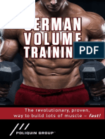 2018 German Volume Training
