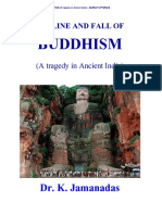 Decline and Fall of Buddhism