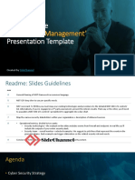 PPT Template Security for Management