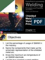 Arc Welding (SMAW)